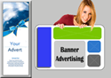 Banner advertising can be a good source of income in its own right