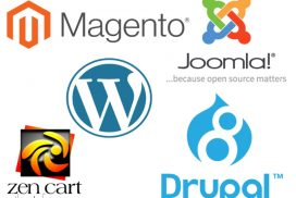 Popular Content Management Systems