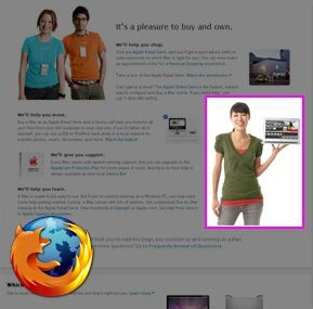 Your page layout may appear different in differing web browsers if you do not do a cross-browser audit